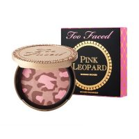 Too Faced Pink Leopard Blushing Bronzer, $30