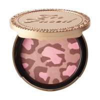 Too Faced Pink Leopard Blushing Bronzer – $30
