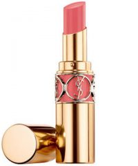 YSL Rouge Volupte Shine 15 Corail Intuitive, $37