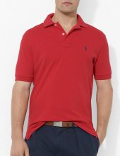 Ralph Lauren Polo Classic Fit Mesh Red, $85